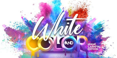White & Color Miami tickets