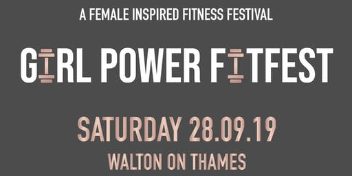 Girl Power FitFest