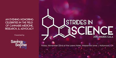 The Strides In Science 2019 Awards Gala