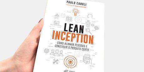 Formação Lean Inception no Porto (1114 R$ = 250 EUR)* bilhetes