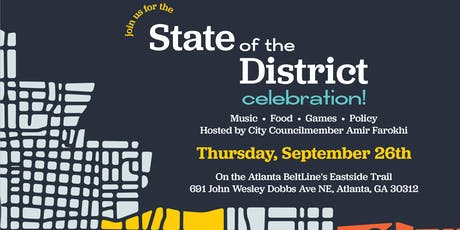 State of the District Celebration! tickets