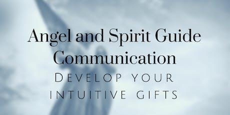 Angels & Spirit Guides Workshop tickets