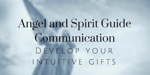 Angels & Spirit Guides Workshop