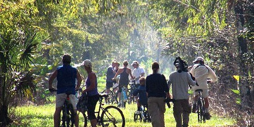 3rd Saturdays (Jan-Apr) Bike the Loop at Bird Rookery Swamp