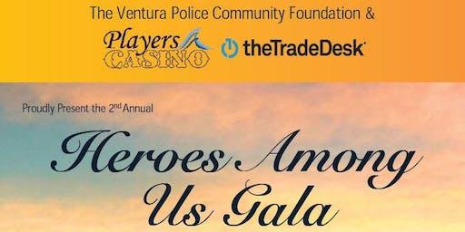 Heroes Among Us Gala
