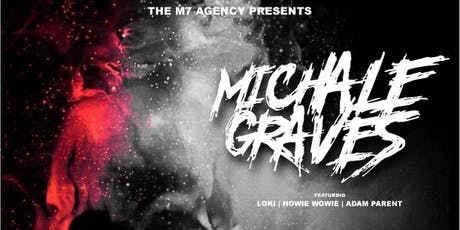 MICHAEL GRAVES AMERICAN MONSTER TOUR with Brand of Julez tickets