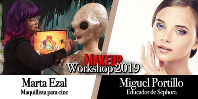 Makeup Workshop in San Juan Beauty Show