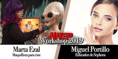 Makeup Workshop in San Juan Beauty Show