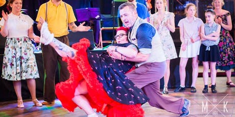 Learn to swing dance in an afternoon! tickets