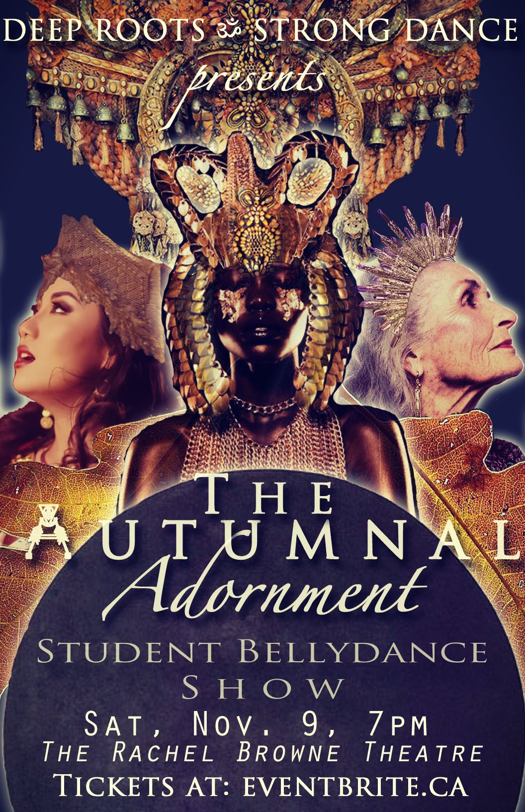 The Autumnal Adornment: Student Bellydance Show