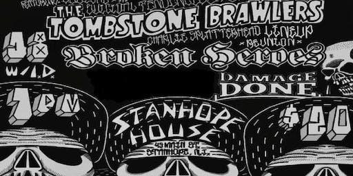 Tombstone Brawlers