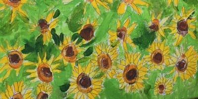 Painting, Drawing, & Paper Crafts for Kids   Two Saturdays in September