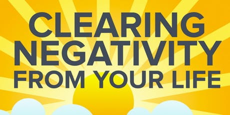 Clearing Negativity Workshop tickets