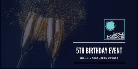 Dance Horizons 5th Birthday & Launch Evening tickets