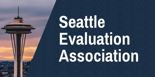 Seattle Evaluation Association Annual Meeting featuring David Keyes