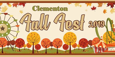 Clementon Fall Fest 2019 CANCELLED tickets