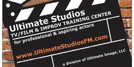 Ultimate Studios Kids & Teens Improv Open House tickets