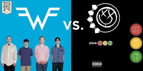 Weezer vs. Blink 182 REMATCH Live at Pretentious Beer Co. tickets