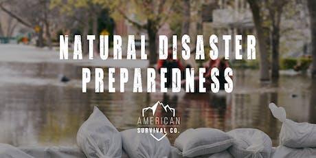 Natural Disaster Survival - FL tickets