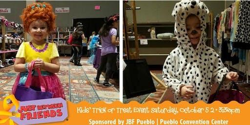 JBF Pueblo Trick or Treat Event