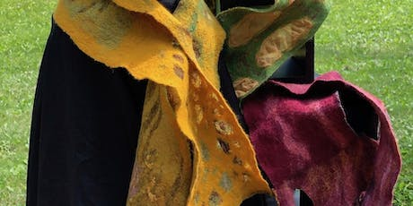 Make your Own Nuno Felt Scarf with Fay Hodson tickets