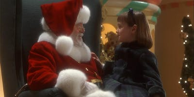 Neighbourhood Cinema - Miracle on 34th street (PG 1994)