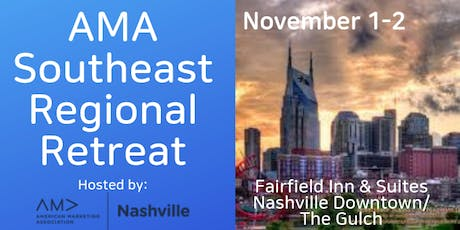 AMA Southeast Regional Retreat Hosted by AMA Nashville tickets