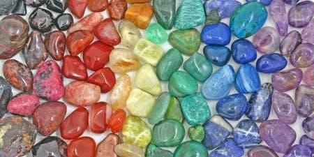 Chakras & Crystals Workshop