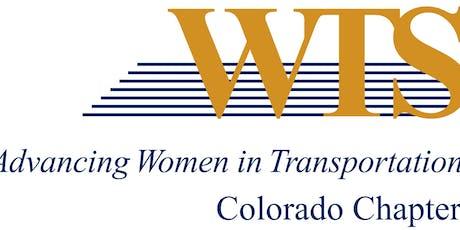 WTS Colorado Transportation Reception 2019 tickets