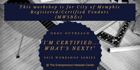 """I'm Certified, What's Next?"" Part Two - (LUNCH & LEARN) tickets"