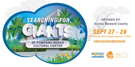 Searching for Giants: Pompano Beach (location 5) tickets