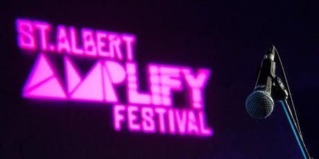 St. Albert Amplify Festival: The Show 6.0 tickets