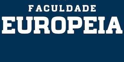 CURSOS VERÃO-INVERNO NA FACULDADE EUROPEIA - PIEDADE