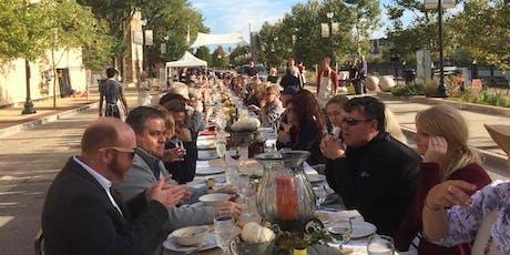 Shared Harvest's Farm to Table Harvest Dinner tickets