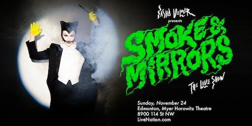 Sasha Velour's Smoke & Mirrors