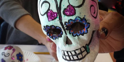 Let's get ready for Dia de los Muertos!
