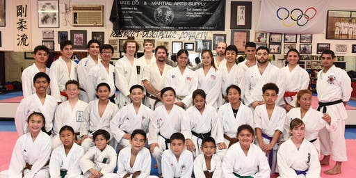 United Bay Area Karate Club - Open House
