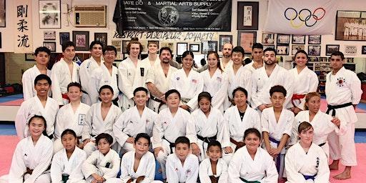 United Bay Area Karate Club - Open House