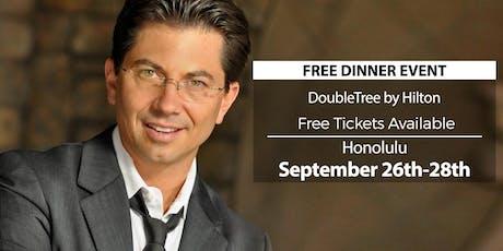 (FREE) Millionaire Success Habits revealed in Wailuku by Dean Graziosi tickets