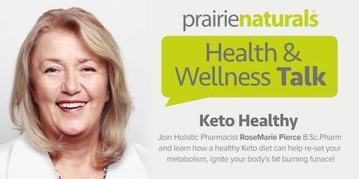 Keto Healthy