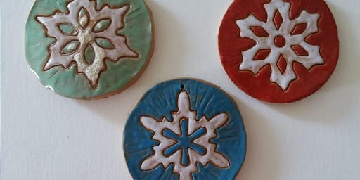 Small Business Saturday - Make Your Own Ceramic Ornament