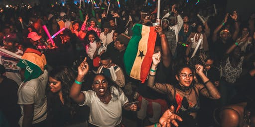 Afro Soca Love : Dallas