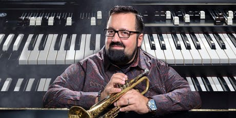 organist Joey DeFrancesco trio: Sat. Oct 5th... 8pm tickets