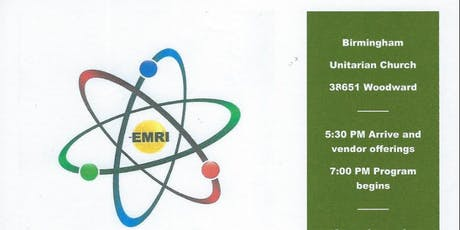 2nd Annual EMRI Awards Event & Benefit 2019 tickets