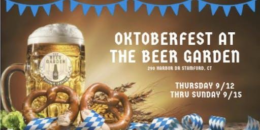 Oktoberfest at The Beer Garden Shippan Landing