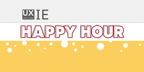 UX Anything Inland Empire - October Happy Hour! tickets