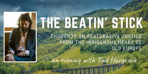 VICTORIA - The Beatin' Stick: Old European Thoughts on Restorative Justice