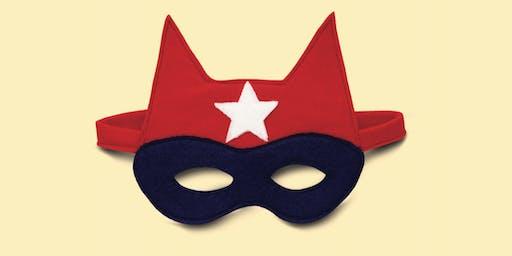 Superhero Night