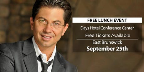 (FREE) Millionaire Success Habits revealed in East Brunswick by Dean Graziosi tickets