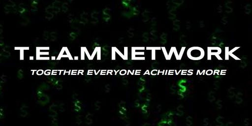 T.E.A.M Network - Luncheon